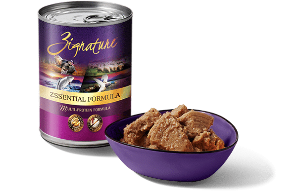 Zignature Zssentials Dog Canned Food 13oz