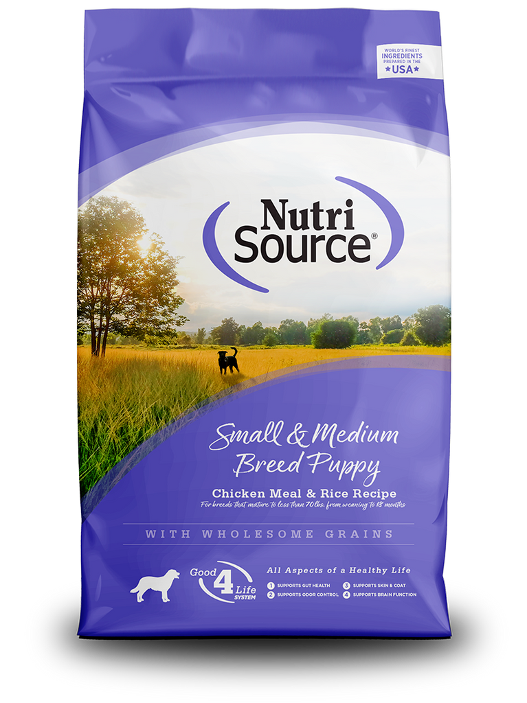 NutriSource Small/ Medium Breed Puppy