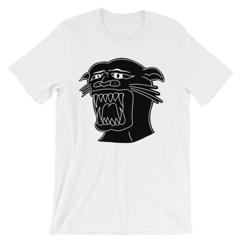 Inverted Sucky Panther Unisex Tee