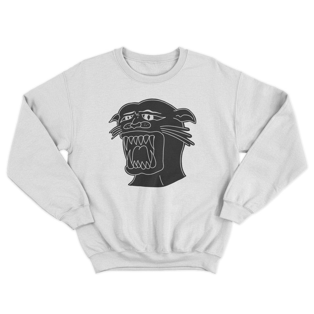 Inverted Sucky Panther Unisex Sweatshirt