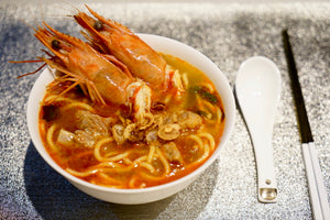 Ultimate Prawn Mee Soup Recipe