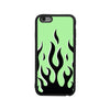 Neon Flames iPhone Kılıfı
