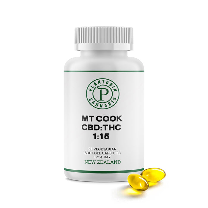 Mt Cook - CBD:THC 1:15 Prescription only medicine. Coming soon.
