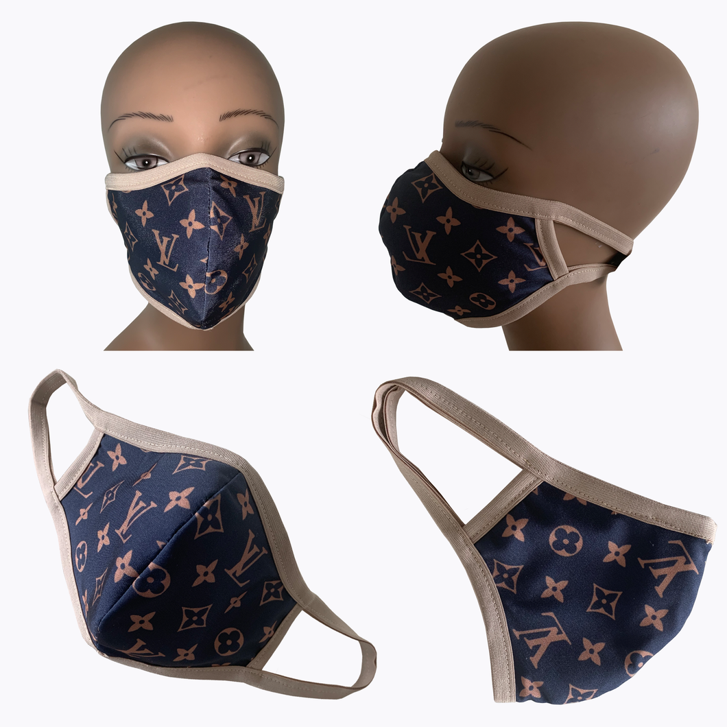 Louis Vuitton Face Masks
