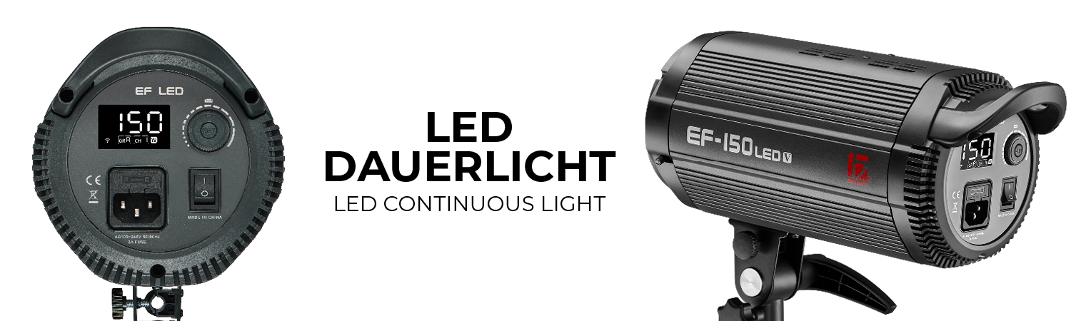 1010_EF-150 LED V Sun Light Dauerlicht 150 W