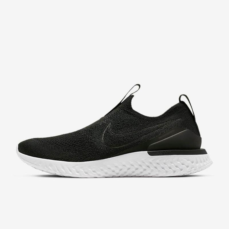Nike Women Epic Phantom React Flyknit FOOTWEAR Nike Black 6