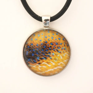 "Oceanscapes Pendant ""Scales"""