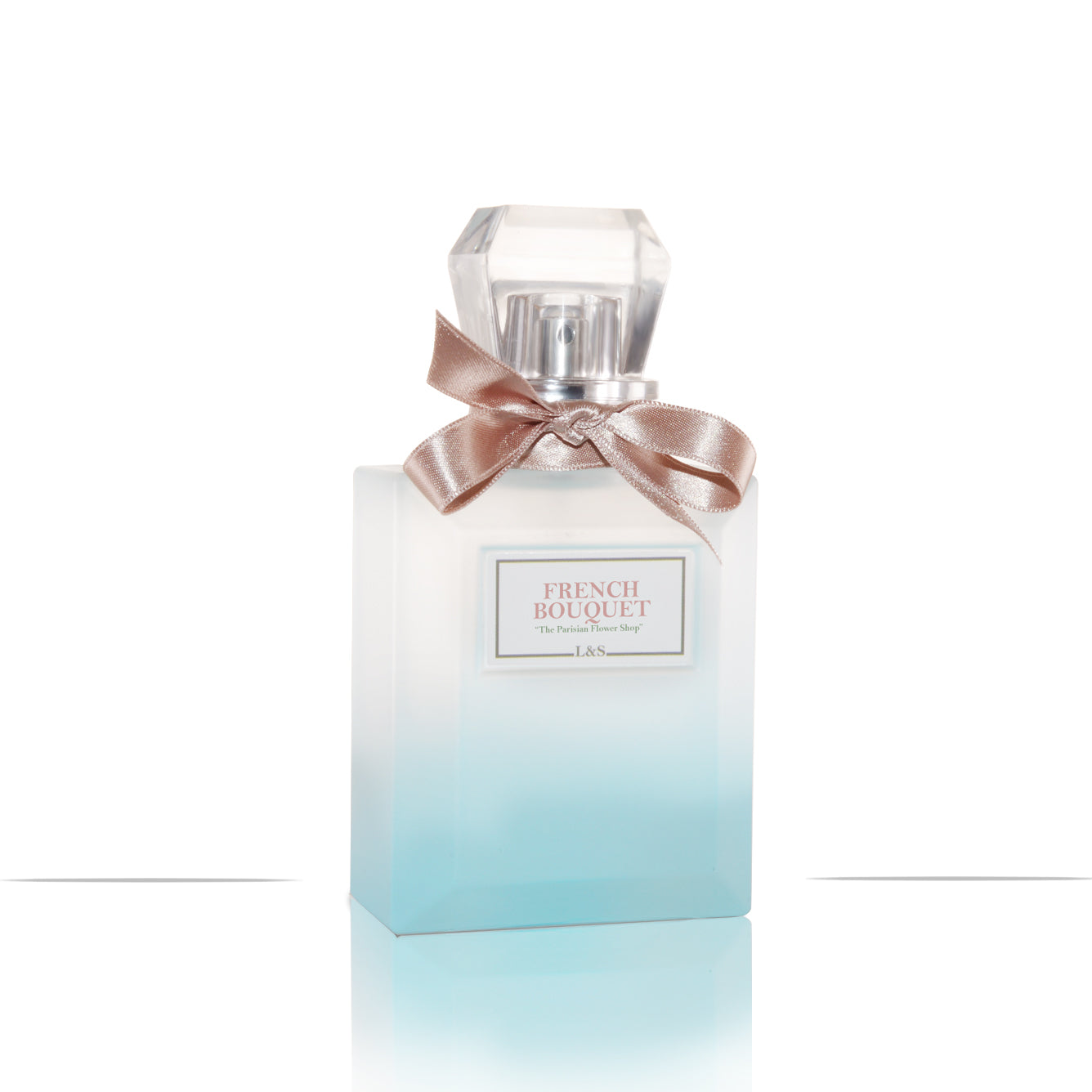 New french bouquet aqua perfume in blue lisa sara french bouquet aqua perfume in blue izmirmasajfo