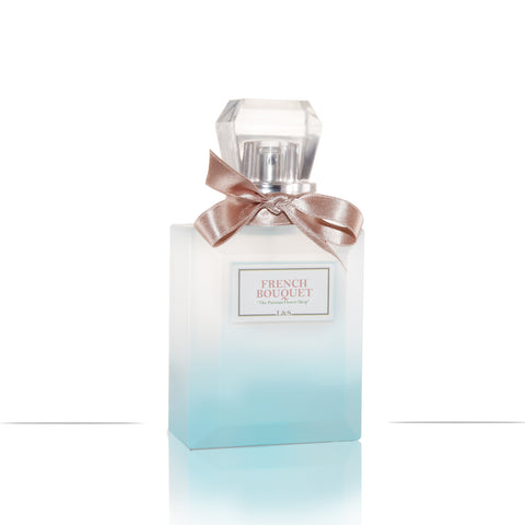 New! French Bouquet Aqua Perfume in Blue