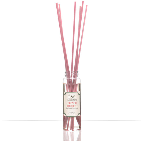 """The Parisian Flower Shop"" - French Bouquet Reed Diffuser (refill)"