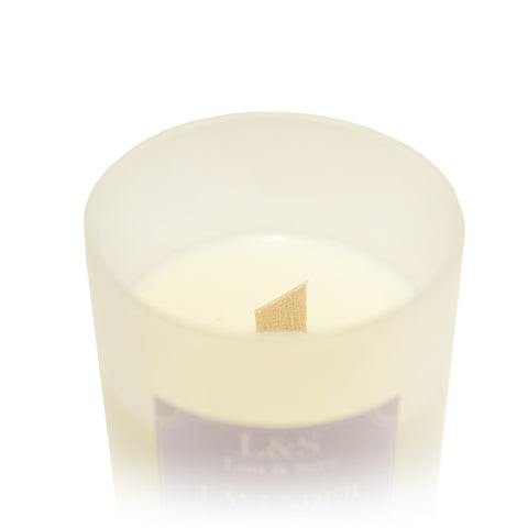 Lavender Soy Wax Candle by Lisa & Sara