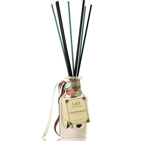"""The Thai Spa"" - Lemongrass Reed Diffuser"