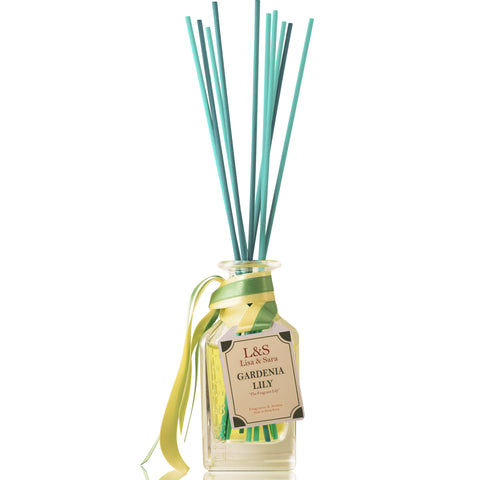 """The Fragrant Flower"" - Gardenia Lily Reed Diffuser"