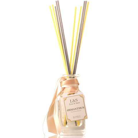 """The Eastern Beauty"" - Osmanthus Reed Diffuser"