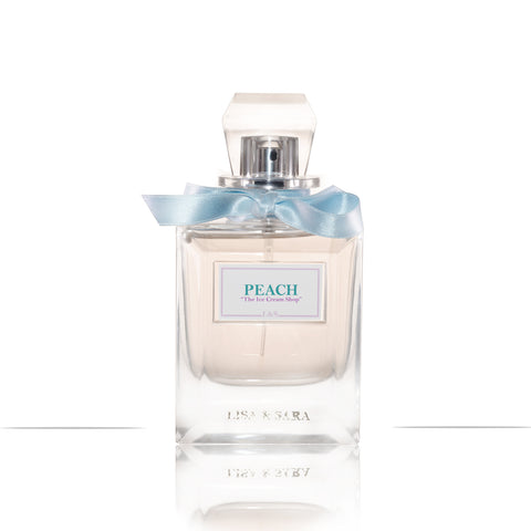New! Peach Aqua Perfume 60ml
