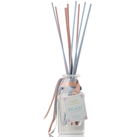 """The Ice Cream Shop"" - Peach Reed Diffuser"