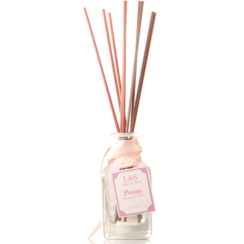"""Blessing of Kindness"" - Peony Reed Diffuser"
