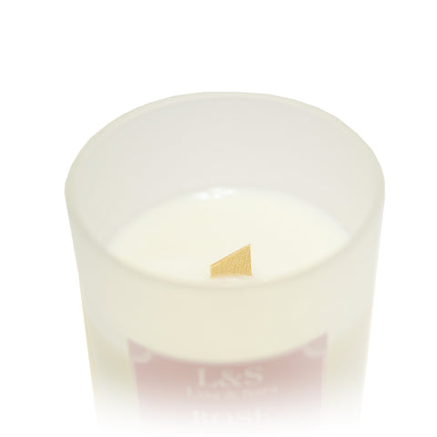 Rose Soy Wax Candle by Lisa & Sara