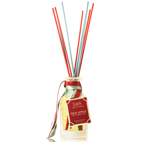 """The Forbidden Fruit"" - Red Apple Reed Diffuser"