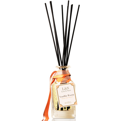 """Love for sweet"" - Vanilla Reed Diffuser"