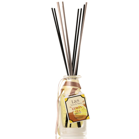 """Taste of Cha Chaan Teng"" - Lemon Tea Reed Diffuser"