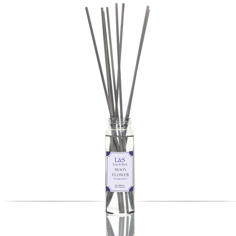"""Moonlight Shadow"" - Moon Flower Reed Diffuser (refill)"