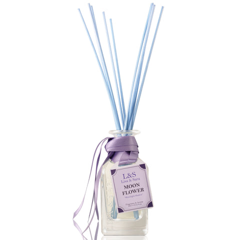 """Moonlight Shadow"" - Moon Flower Reed Diffuser"