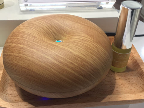 Wooden Diffuser Machine