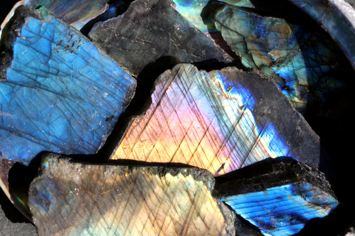 Labradorite: The Dragon's Heart, The Ancient Healer & The Spiritual Stone