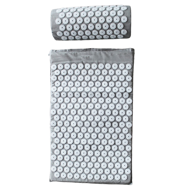 Spiked Mat Acupressure Therapy Mat Combo
