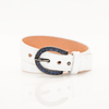 Megan Cuff with Sapphire Buckle - Julz by J. Markell Designs