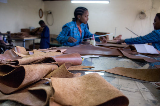 CHIBAN LEATHER ARTISANS <br/> Ethiopia