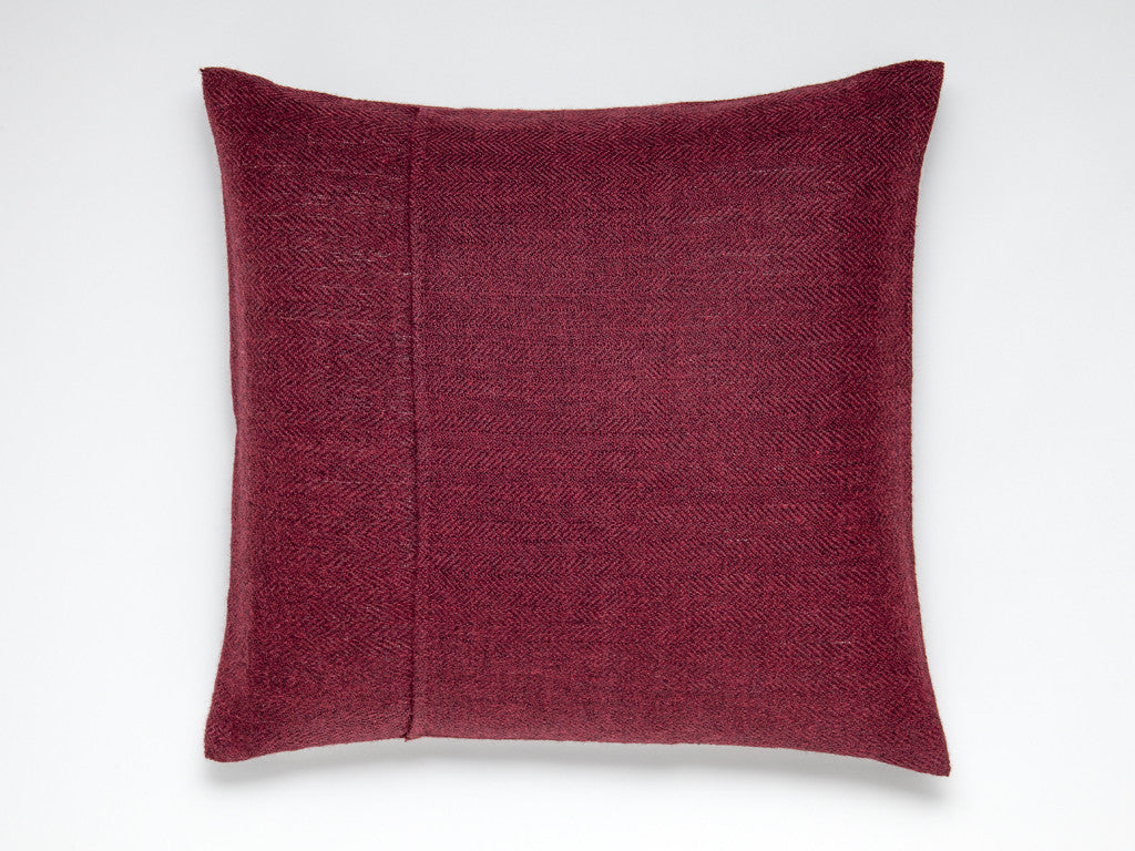 Nina Cushion Cover // red <br/> FOLKDAYS Nº 69 - FOLKDAYS  - 2