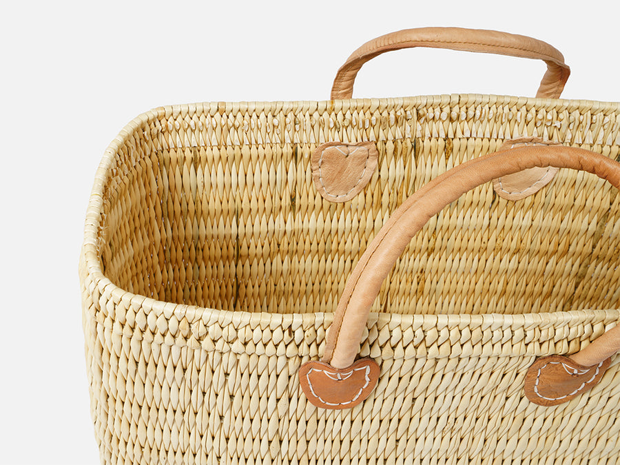 Basket Bag // Size L