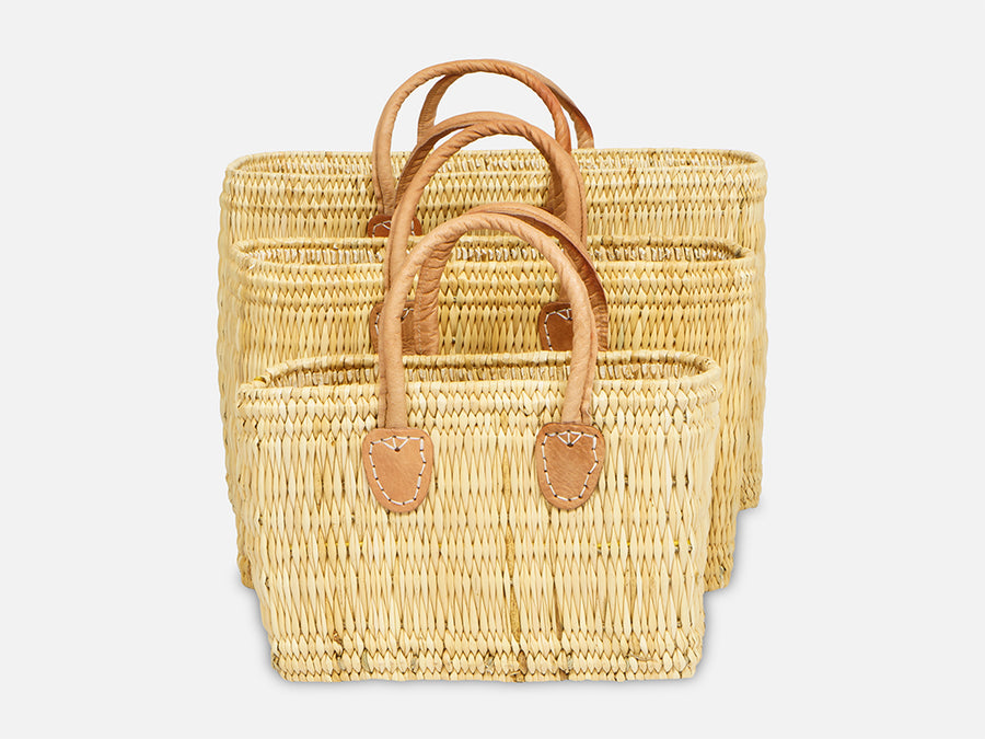 Basket Bag // Size S