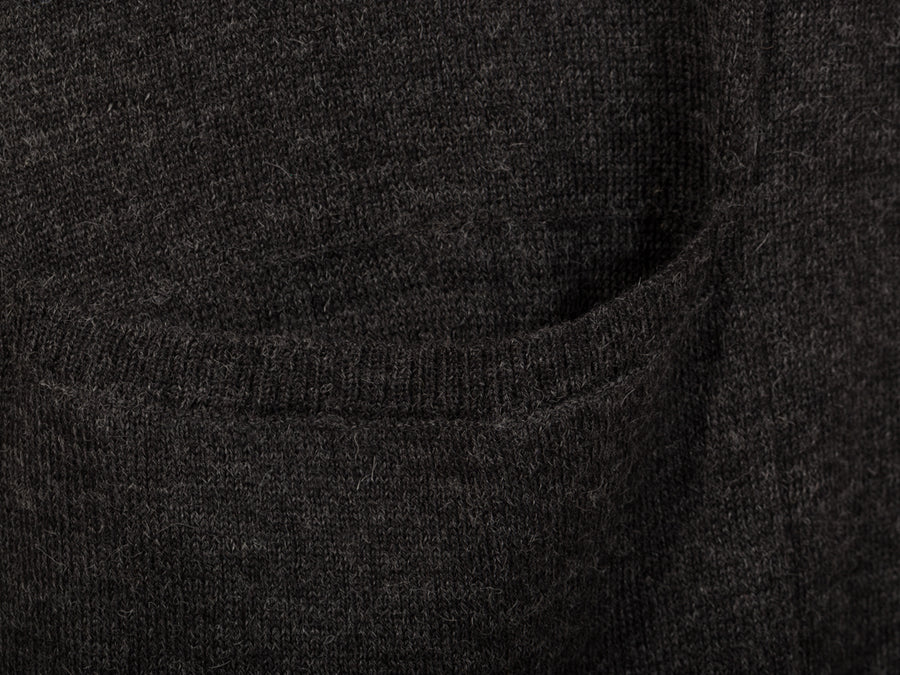 Eva Cardigan // dark grey