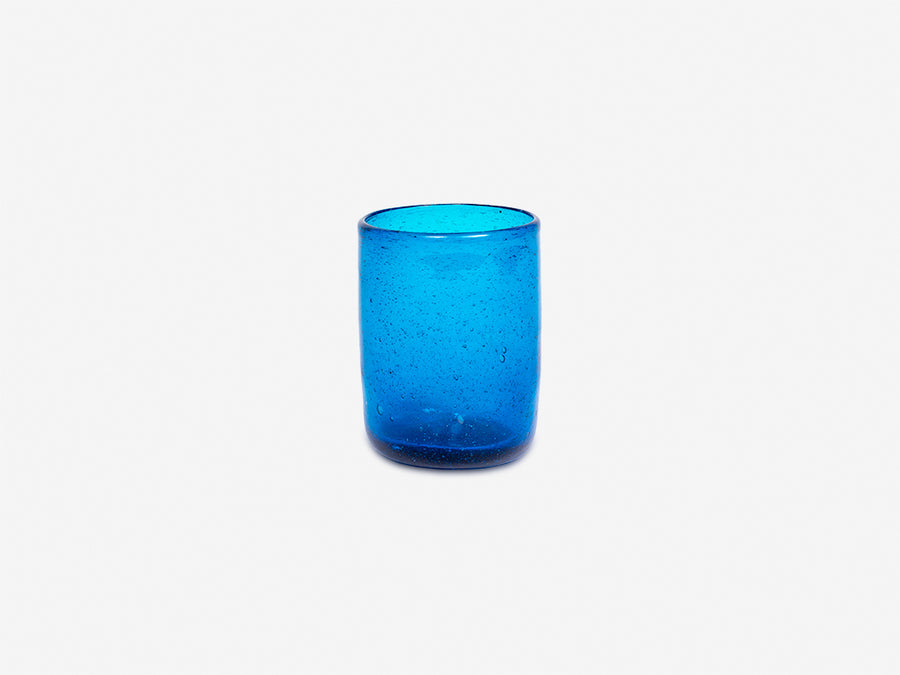 Drinking Glass // Turquoise </br> Medium