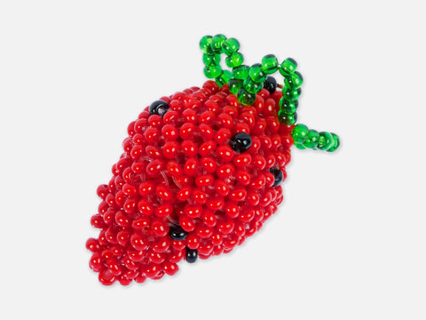 This is Jane Wayne Strawberry Pendant // Inspired By <br/> FOLKDAYS N° 377
