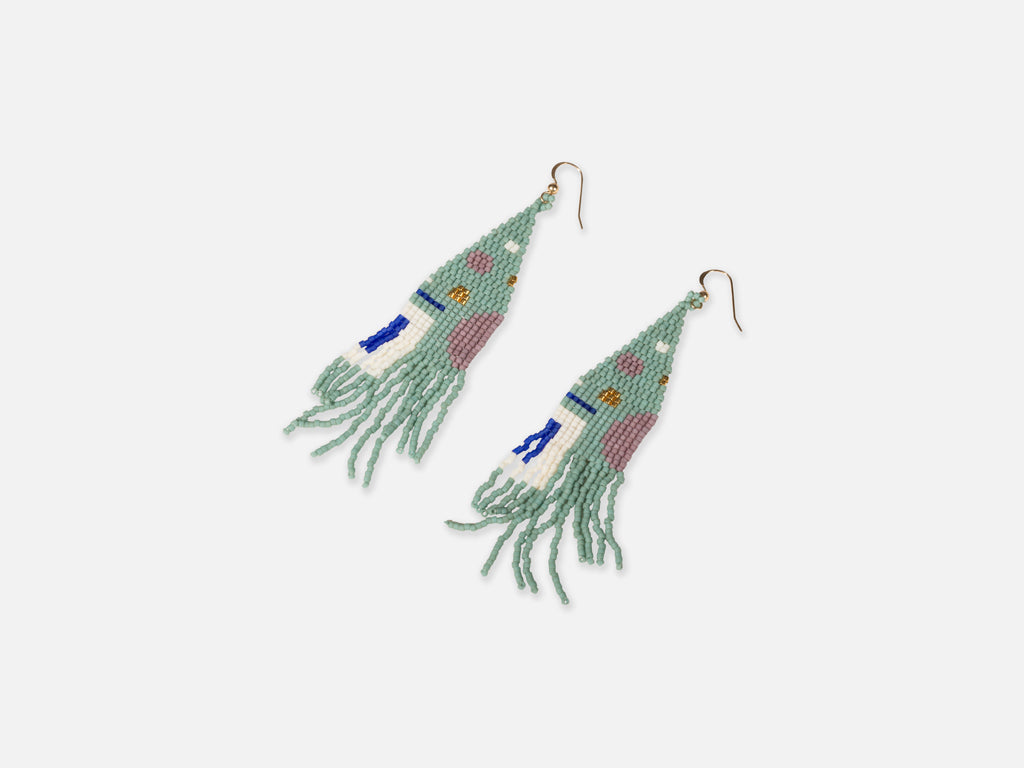 Madiha Earrings <br/> FOLKDAYS x Joia De Vita Nº 359