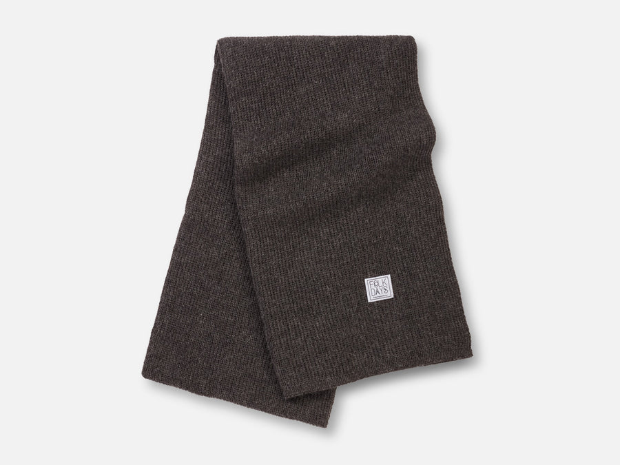 Marcelo Scarf // dark grey
