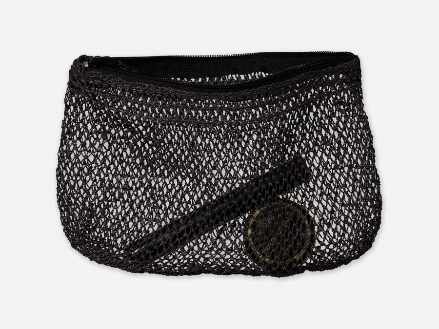 Lear Pouch // black