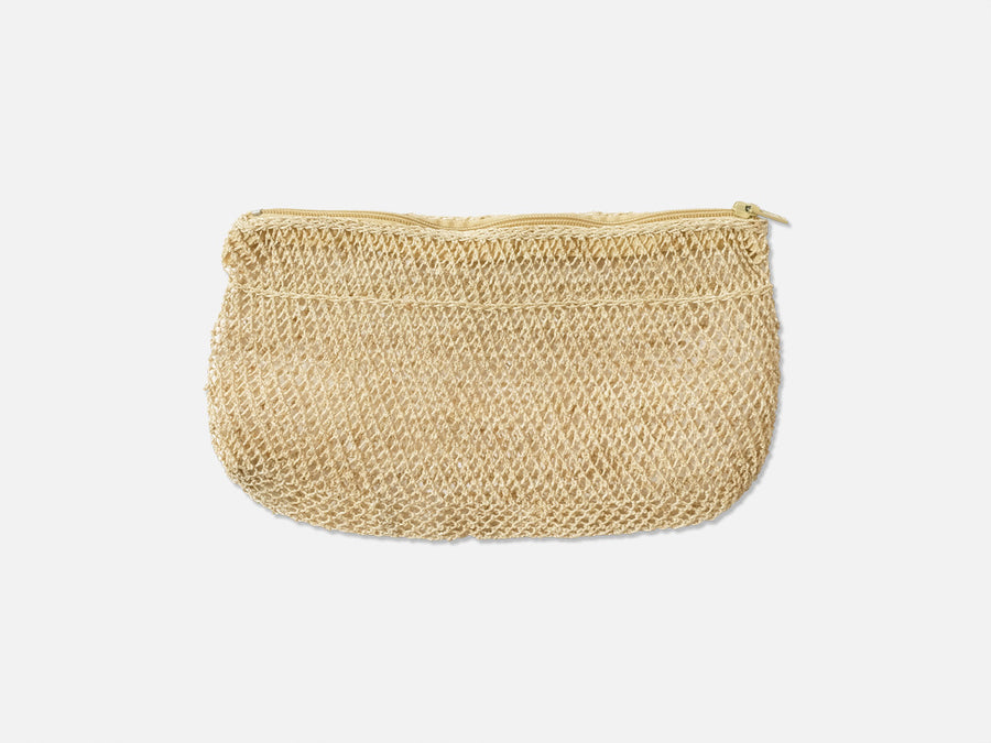 Jungle-Vine Pouch  // Natural
