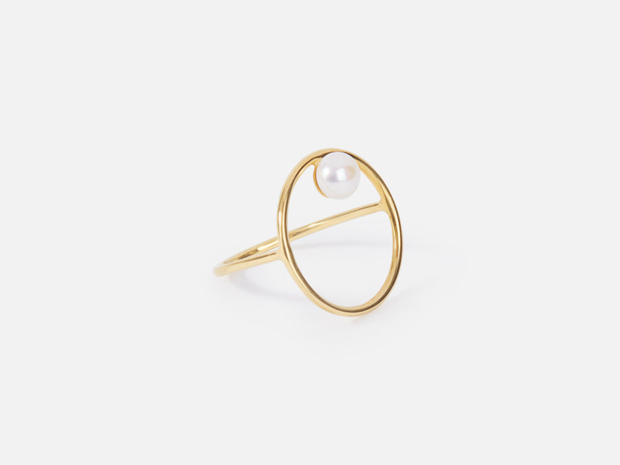 Lizet Ring // gold