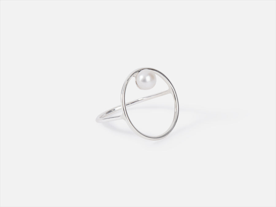 Lizet Ring // silver