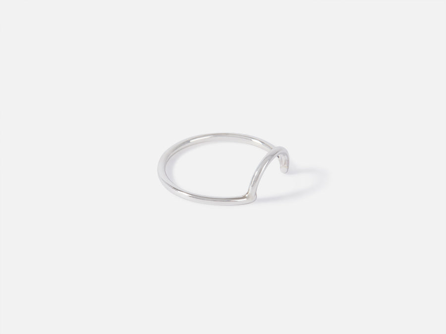 Misha Ring // silver