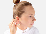 Ninon Earrings <br> FOLKDAYS Nº 195 - FOLKDAYS  - 1