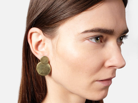 Nyota Earrings  FOLKDAYS Nº 236