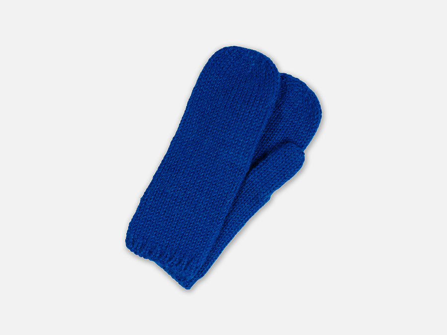 Rina Gloves // blue <br/> FOLKDAYS Nº 281
