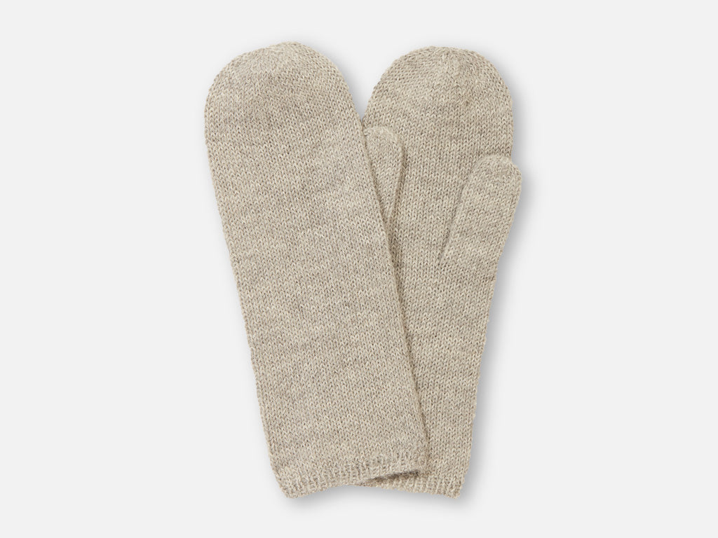 Rina Gloves // grey <br/> FOLKDAYS Nº 281