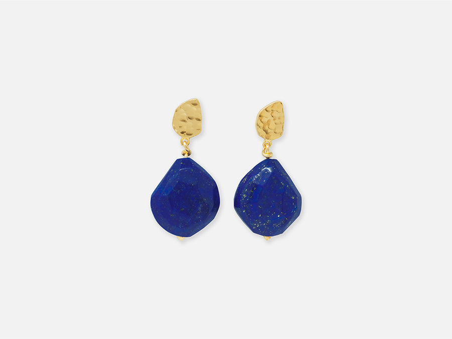 Pre-Order: FOLKDAYS x SEVAR by Hila & Wana Limar Goshwara 2 // Stud Earrings